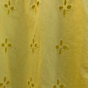 Eloquii Tops - Yellow Summer Blouse